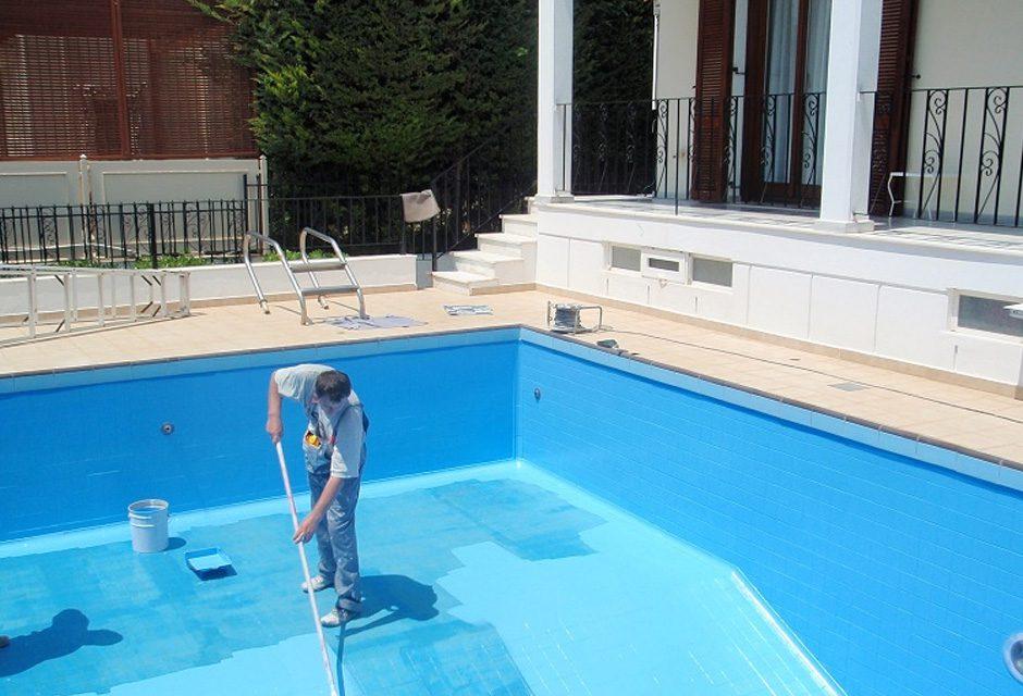 Poliüretan Havuz İzolasyonu